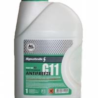 Антифриз SPUTNIK-ГОСТ  G11 зеленый 1кг
