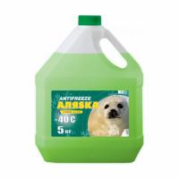 Антифриз Аляска -40 G11  5л зеленый