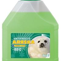 Антифриз Аляска Long Life зеленый G11 1л