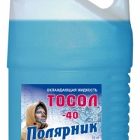 Тосол -40 Полярник 10 кг