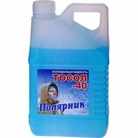 Тосол -40 Полярник 3 кг