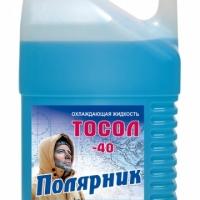 Тосол -40 Полярник 5 кг