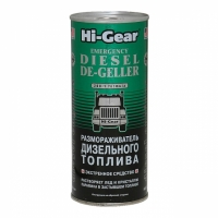 Размораживатель дизель. топлива 444 мл HG 4117