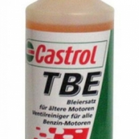 Присадка Castrol TBE для бенз.двигателей 0,25 л