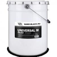 Смазка NANO BLACK UNIVERSAL M MoS2 Grease 18кг