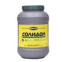 Солидол жировой OIL RIGHT 2,1 кг