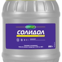 Солидол жировой OIL RIGHT 800 г