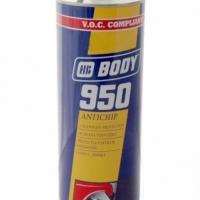 Антигравий BODY аэрозоль 950 серый  0,4