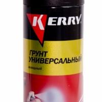 Грунтовка KERRY чёрная (аэроз.520мл) KR-925-3