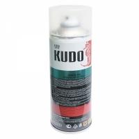 Эмаль KU-1101 универсальная белая матовая (520мл)