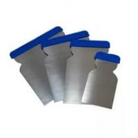 Набор шпателей металлических (комплект 4шт)