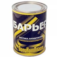 """    Мастика антишумовая """"БАРЬЕР"""" (0,9кг)"""