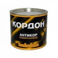 """""""    Мастика антикор """"""""КОРДОН"""""""" (2,3кг)"""""""